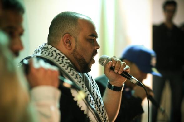 MC Sphinx - Voice of the Streets (Lens by Laith Majali)